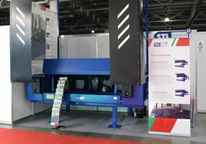 Krasnokamsk RMP will present warehouse equipment at CeMAT Russia