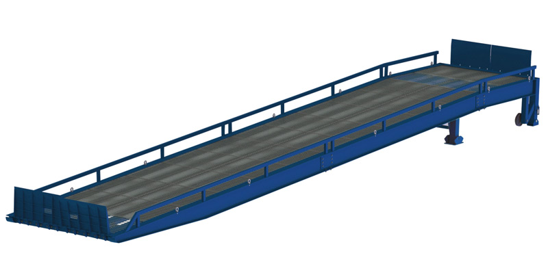 Mobile ramp (overpass)